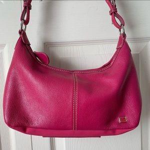 The Sak PINK leather bag